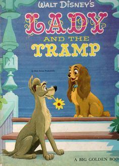 Lady and the Tramp - Walt Disney
