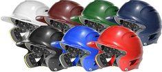Under Armour® Solid Color Batting Helmet