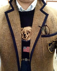 Ideas For Moda Casual Masculina Outfits Ralph Lauren Preppy Boys, Preppy Fall, Ivy League Style, Preppy Mens Fashion, Preppy Style Men, Ralph Lauren Style, Ralph Lauren Fashion, Ralph Lauren Blazer, Ivy Style