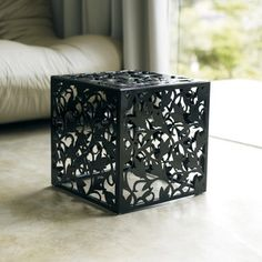 Foley Cube Black, $620, now featured on Fab.