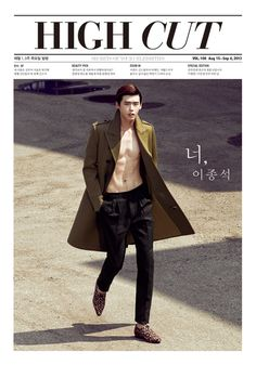 Lee Jong-suk (Hangul: 이종석, born 14 September 1989) is a South Korean actor and model.