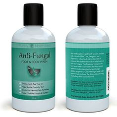 Most Versatile Athlete's Foot Treatment: Purely Northwest Antifungal Soap with Tea Tree Oil
