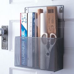 Mesh Pantry Caddy by Design Ideas
