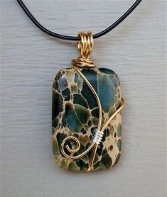 Image result for Wire Wrapping Stones for Beginners