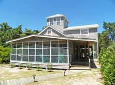 House vacation rental in Ocracoke, NC, USA from VRBO.com! #vacation #rental #travel #vrbo