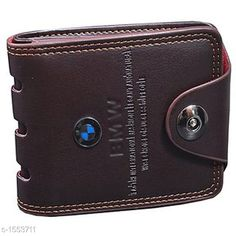 Wallets Stylish Leather Wallet Material: Artificial Leather Size : (L X H) - 3.9 in X 5.0 in Compartments: 1 Description: It Has 1 Piece Of Men's Wallet Pattern: Solid Sizes Available: Free Size *Proof of Safe Delivery! Click to know on Safety Standards of Delivery Partners- https://ltl.sh/y_nZrAV3  Catalog Rating: ★4 (8894)  Catalog Name: Free Gift Elegant Men's Stylish Leather Wallets Vol 1 CatalogID_201999 C65-SC1221 Code: 841-1553711-