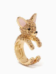 haute stuff chihuahua ring | Kate Spade New York