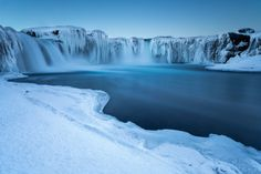 Snowy Landscape Photography by Philip Eaglesfield