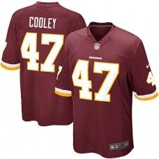 c21abca88c8 Nike Mens Washington Redskins Chris Cooley Jersey 47 Game Team Color Red  Trent Williams