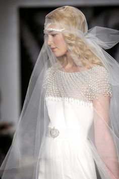 Reem Acra, New York Bridal Week 2014