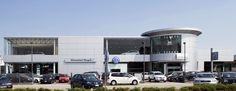 Volkswagen dealership in Conegliano (TV), Italy