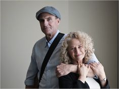 James Taylor and Carole King