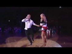 Riccardo Cocchi & Yulia Zagoruychenko - CHA CHA | 2015 Millennium DanceSport Championships - YouTube
