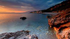 gorgeous shoreline