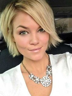 Women Hairstyles Short Bob Hairstyles With Side Bangs For Women Over 50 With Fine Straight Hair