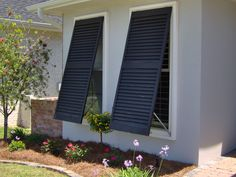 Hurricane shutters new house ideas pinterest for Bahama shutter plans