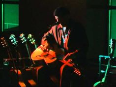 Harry Manx Live Concert at The Ladder House, Part 1