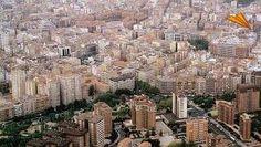 Albacete, vista aérea.