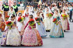 """Las Fallas, Valencia, Spain....have you ever read """"For Whom the Bell Tolls"""" ? I lived a scene from the book."""