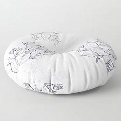 LUCAS CREEK Floor Pillow