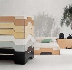 Stacking Beds for kids are solid wood stackable beds in all colors especially designed for small spaces and big families or for their friends to stay over during the holidays. http://vurni.com/stacking-bed-for-kids/