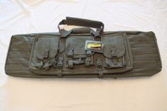 "Voodoo Tactical 42"" Enhanched Padded Weapon Case olive drab free shipping"