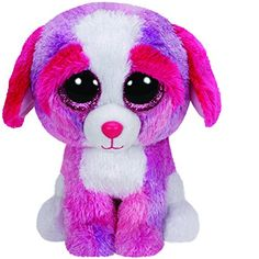 Ty Beanie Boos Sherbet - Multicolor Dog