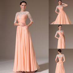 ebay prom dresses on pinterest prom party dresses. Black Bedroom Furniture Sets. Home Design Ideas
