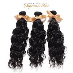 Human Hair Weaves Wonder Beauty Hair Peruvian Loose Wave Remy Hair 100% Human Hair Weave Bundles 100g/piece 1 Piece Only Natural Color Hair