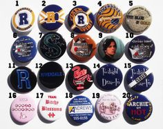 Image result for riverdale tv show buttons