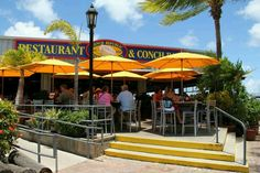 Conch Republic Key West. The burns home away from home!