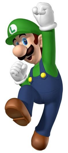 A Super Mario Brothers party is not complete without a Luigi standup. Bolo Super Mario, Super Mario Games, Super Mario Birthday, Mario Birthday Party, Super Mario Party, Super Mario Brothers, New Super Mario Bros, Super Mario World, Mario Y Luigi