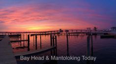 - Sunset in Mantoloking - http:/www.suzieanded.com