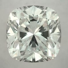 3.04 Carat J Color Cushion Diamond, VS2, GIA Certified from Enchanted Diamonds