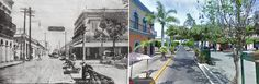 Mazatlan-then and now!