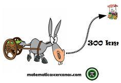 El burro y las zanahorias | matematicascercanas