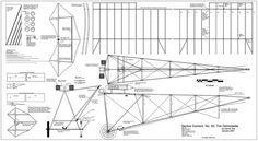 Iaçá Aerodesign: Plantas de Aeromodelo
