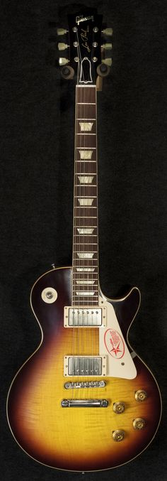 Used Gibson 1959 Les Paul Standard Reissue in Faded Tobacco Sunburst - $4,199.99