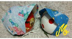 Bonetă pentru bebeluși – Babies bonnet – Monica D.
