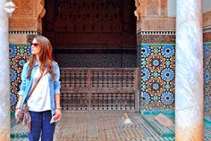 """According to Wikitravel, """"the name Marrakech originates from the Berber words mur (n) akush, which means """"Land of God"""". It is the third largest city in Morocco, and even for Moroccans it is a diffe..."""
