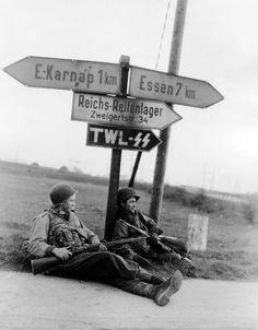 44-45 Battlefields Belgium/Germany