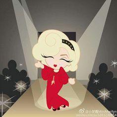 Mini Marilyn