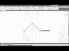 AutoCAD 2015 Basic Modify Commands - YouTube