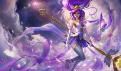Janna guardiana de las estrellas| League of Legends