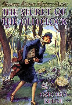 This was one of Colin's favorites to read to the Girls. ;D.Nancy and the girls are instrumental in helping quite a few different family's, while a small cavity in the old clock?;D