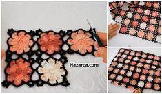 batik-bahar-cicekli-motifli-kadin-yelek Crochet Patterns, Fashion, Tricot, Cleaning Calendar, Dots, Amigurumi, Flowers, Sacks, Breien