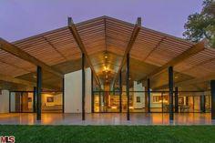 Sherwood Residence, A. Quincy Jones architect, 1962