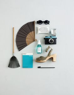objects, materials, colors