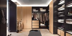 COLLECT – Interluebke Collect Wardrobe can artfully presents your belongings. From your own choice of different functionality and mediums, you can promote your dress room into elegant showcase. Collect offers varying options for doors and handles, several lacquer colors and other finishes. #Studioanise #Interluebke #Collect #Wardrobe #Cabinet #MadeinGermany
