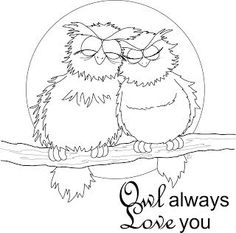 Beccy's Place: Owls Freebie... without sentiment as well is in her post: